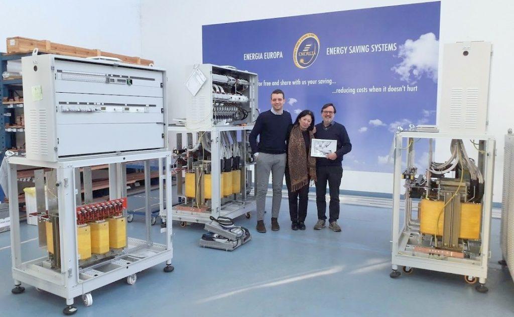 energia europa team diplomatic world ceo