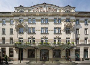 hotel union slovenia