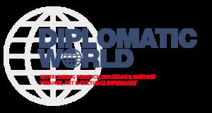 logo diplomatic world magazine